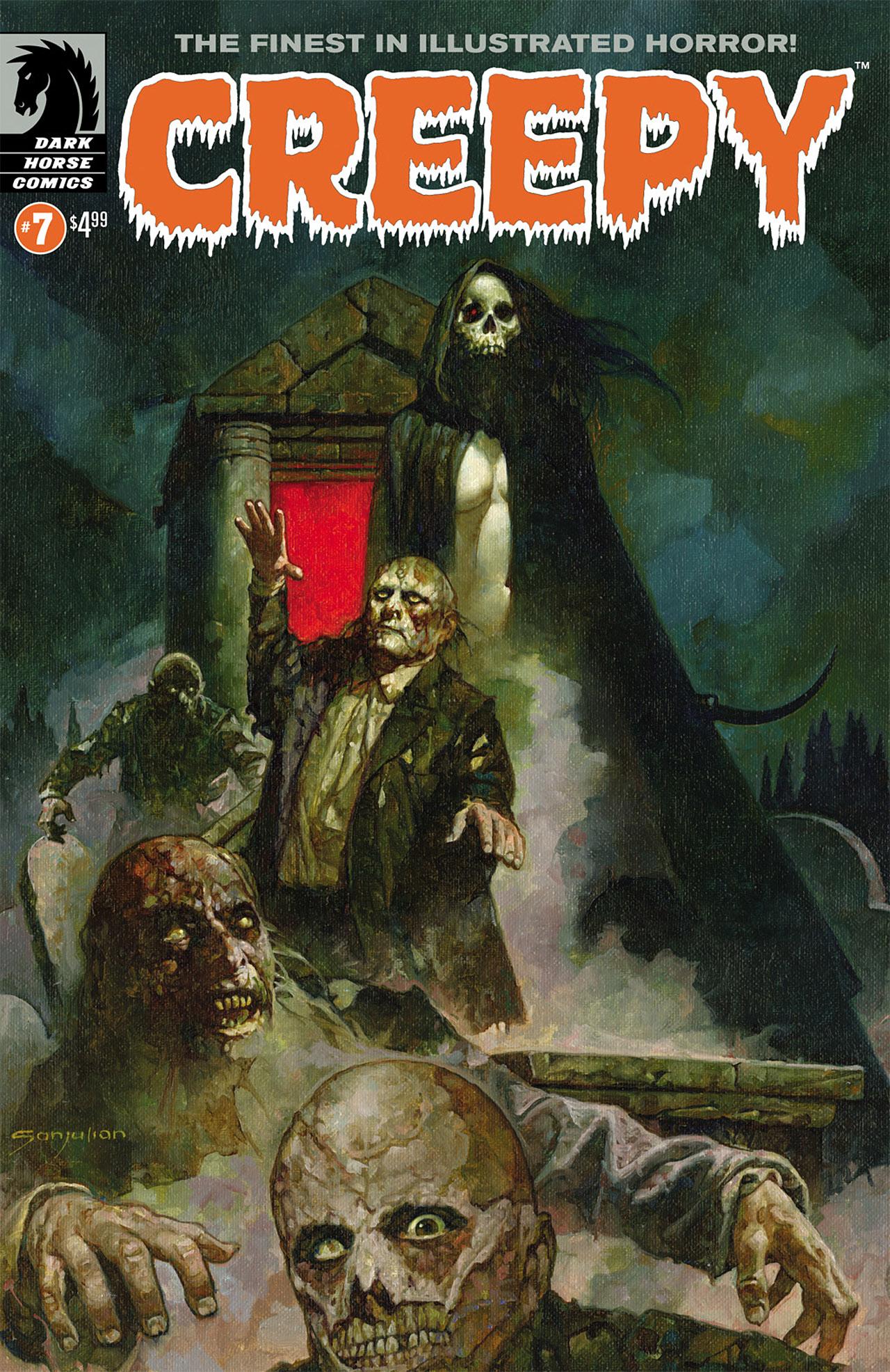 Creepy Vol 3 7