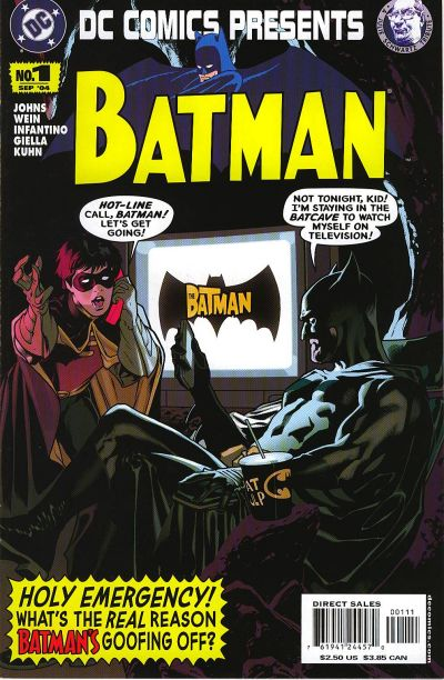 DC Comics Presents: Batman Vol 2 1