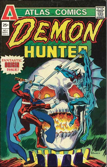 Demon Hunter Vol 1 1