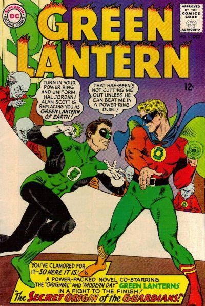 Green Lantern Vol 2 40