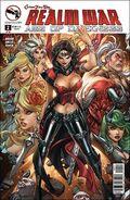 Grimm Fairy Tales Presents Realm War Vol 1 2-E