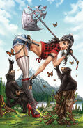 Grimm Fairy Tales Presents Wonderland Vol 1 8-C