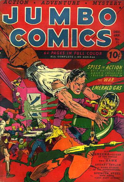 Jumbo Comics Vol 1 11