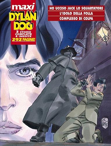 Maxi Dylan Dog Vol 1 2