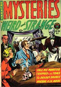 Mysteries Vol 1 5