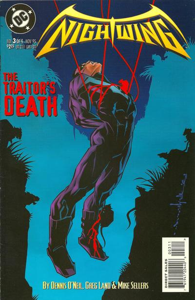 Nightwing Vol 1 3