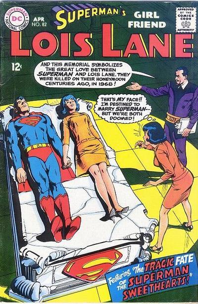 Superman's Girlfriend, Lois Lane Vol 1 82