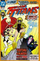 Team Titans Vol 1 1 Terra