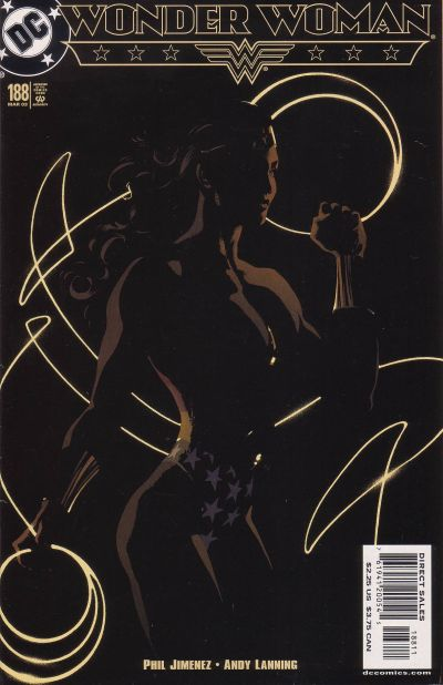 Wonder Woman Vol 2 188