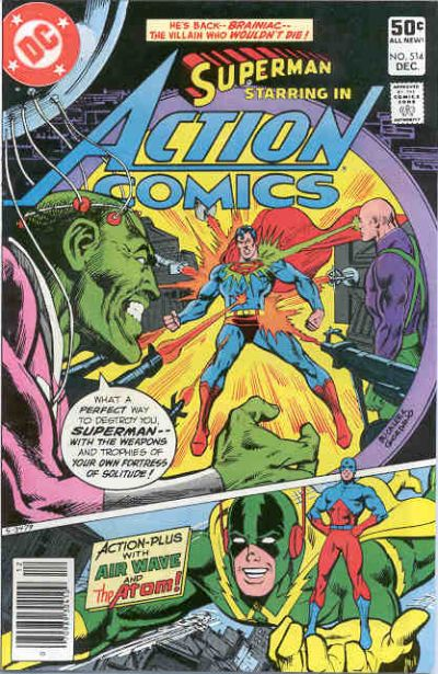 Action Comics Vol 1 514