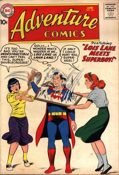Adventure Comics Vol 1 261