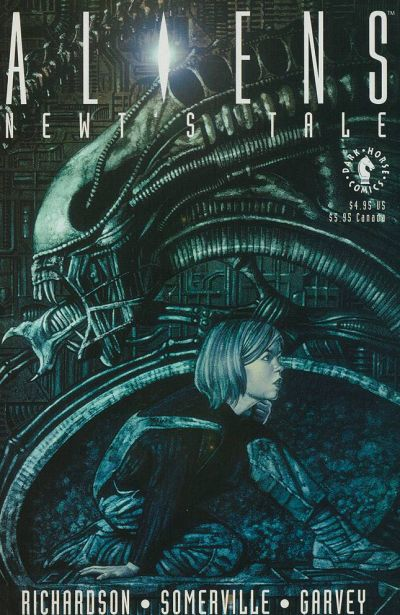 Aliens: Newt's Tale Vol 1 1