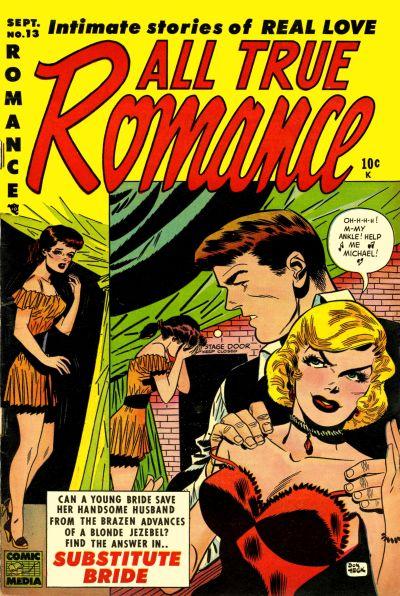 All True Romance Vol 1 13