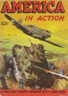 America in Action Vol 1 1