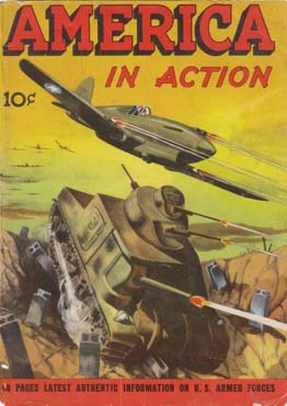 America in Action Vol 1