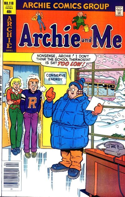 Archie and Me Vol 1 118
