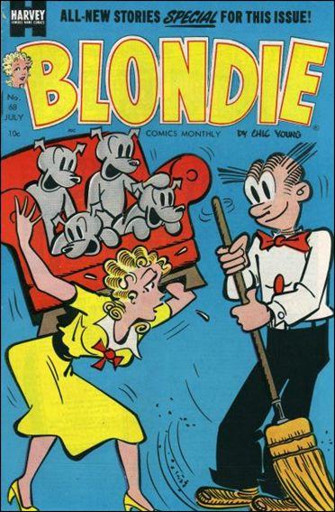 Blondie Comics Vol 1 68