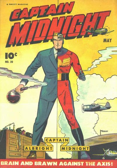 Captain Midnight Vol 1 20