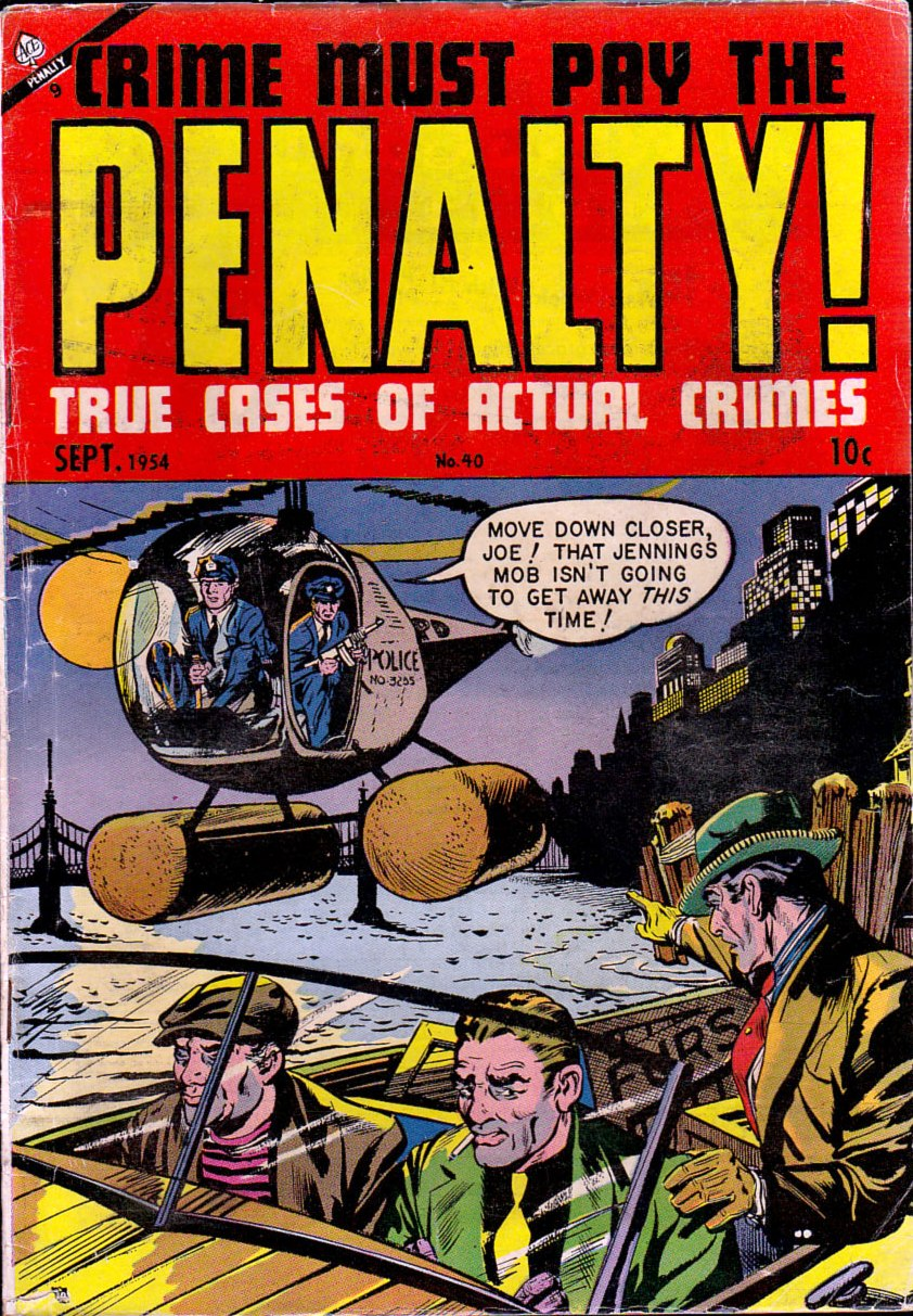 Crime Must Pay the Penalty Vol 2 40