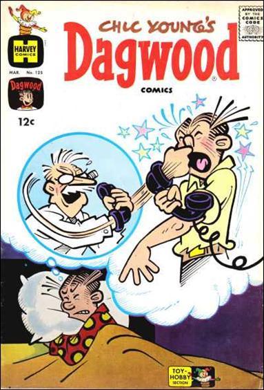 Dagwood Comics Vol 1 125
