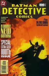 Detective Comics Vol 1 800