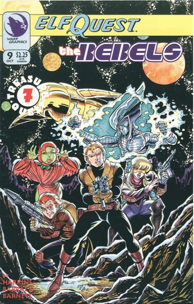 Elfquest: The Rebels Vol 1 9