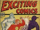 Exciting Comics Vol 1