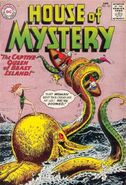 House of Mystery Vol 1 133