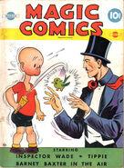 Magic Comics Vol 1 8