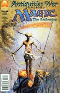 Magic the Gathering Antiquities War Vol 1 3