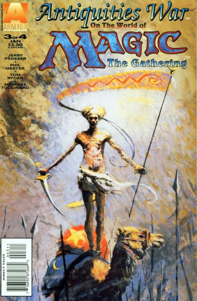 Magic the Gathering: Antiquities War Vol 1 3