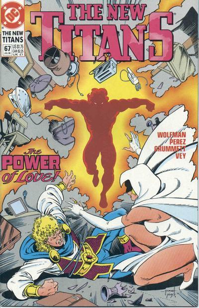 New Titans Vol 1 67