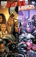 Star Trek Legion of Super-Heroes Vol 1 3