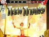 Teen Titans: Year One Vol 1 4