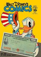Walt Disney's Comics and Stories Vol 1 46