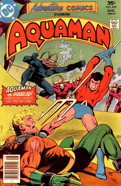 Adventure Comics Vol 1 452