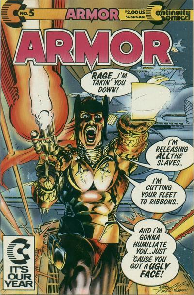 Armor Vol 1 5
