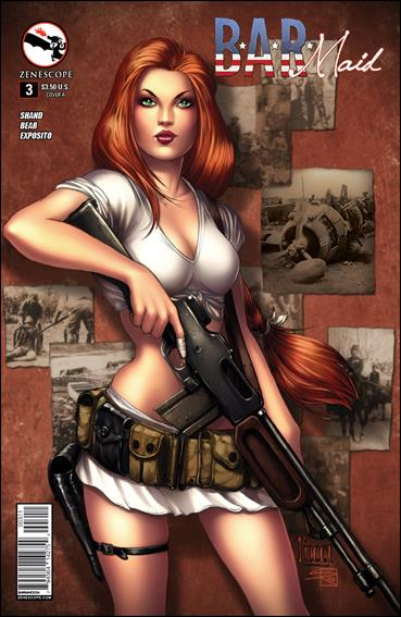 B.A.R. Maid Vol 1 3