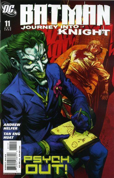 Batman: Journey Into Knight Vol 1 11