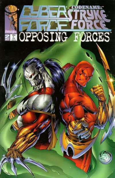 Cyberforce, Stryke Force: Opposing Forces Vol 1 2
