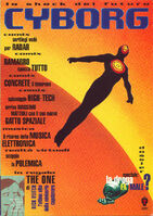 Cyborg (1992) Vol 1 8
