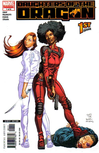 Daughters of the Dragon Vol 1