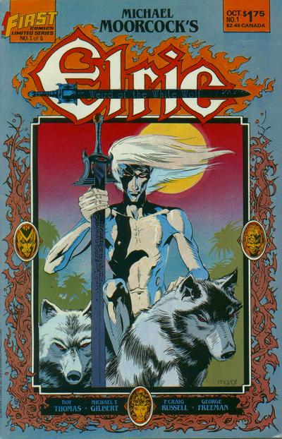 Elric: Weird of the White Wolf Vol 1