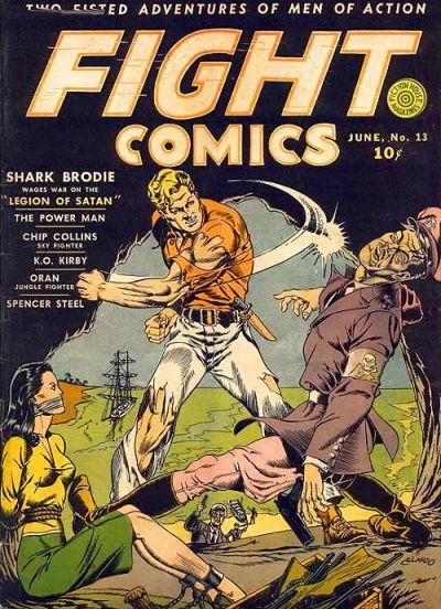 Fight Comics Vol 1 13