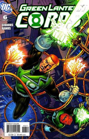 Green Lantern Corps Vol 2 6.jpg