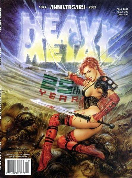 Heavy Metal Special Vol 16 3