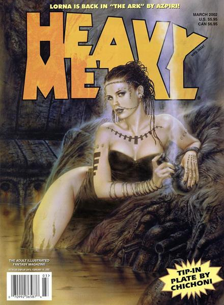 Heavy Metal Vol 26 1