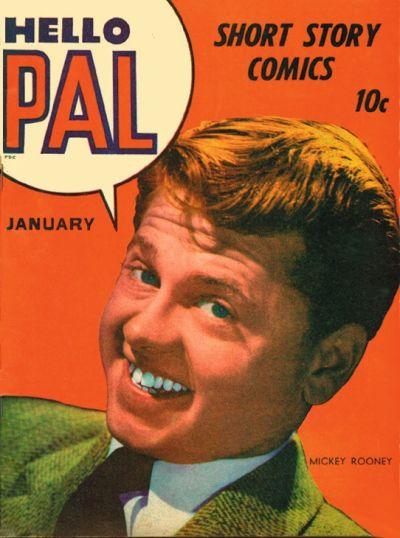 Hello Pal Comics Vol 1 1