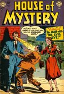 House of Mystery Vol 1 4