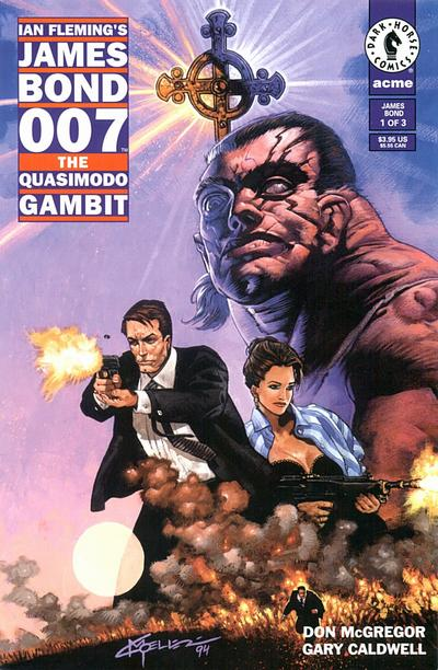 James Bond 007: The Quasimodo Gambit Vol 1 1
